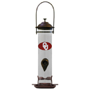 Siskiyou Buckle CBFD48 Oklahoma Sooners Thistle Bird Feeder