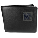 Siskiyou Buckle CBI103 Memphis Tigers Leather Bi-fold Wallet Packaged in Gift Box