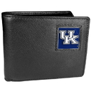 Siskiyou Buckle CBI35BX Kentucky Wildcats Leather Bi-fold Wallet