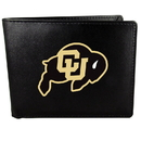 Siskiyou Buckle CBIL57 Colorado Buffaloes Bi-fold Wallet Large Logo