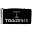 Siskiyou Buckle Tennessee Volunteers Black and Steel Money Clip, CBKM25