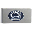Siskiyou Buckle CBMC27 Penn St. Nittany Lions Brushed Metal Money Clip