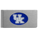 Siskiyou Buckle CBMC35 Kentucky Wildcats Brushed Metal Money Clip