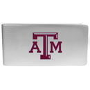 Siskiyou Buckle Texas A & M Aggies Logo Money Clip, CBMP26