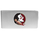 Siskiyou Buckle Florida St. Seminoles Logo Money Clip, CBMP7