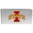 Siskiyou Buckle Iowa St. Cyclones Logo Money Clip, CBMP83