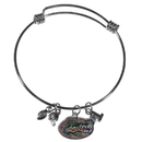 Siskiyou Buckle Florida Gators Charm Bangle Bracelet, CCBB4