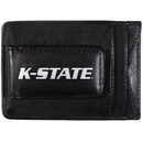 Siskiyou Buckle CCCP15 Kansas St. Wildcats Logo Leather Cash and Cardholder