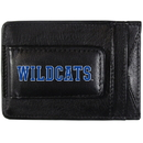 Siskiyou Buckle CCCP35 Kentucky Wildcats Logo Leather Cash and Cardholder