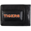 Siskiyou Buckle CCCP42 Auburn Tigers Logo Leather Cash and Cardholder