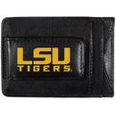 Siskiyou Buckle CCCP43 LSU Tigers Logo Leather Cash and Cardholder