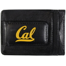 Siskiyou Buckle CCCP56 Cal Berkeley Bears Logo Leather Cash and Cardholder