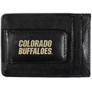 Siskiyou Buckle CCCP57 Colorado Buffaloes Logo Leather Cash and Cardholder