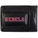 Siskiyou Buckle CCCP59 Mississippi Rebels Logo Leather Cash and Cardholder