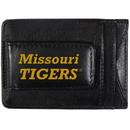Siskiyou Buckle CCCP67 Missouri Tigers Logo Leather Cash and Cardholder