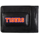 Siskiyou Buckle CCCP69 Clemson Tigers Logo Leather Cash and Cardholder