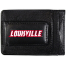 Siskiyou Buckle CCCP88 Louisville Cardinals Logo Leather Cash and Cardholder