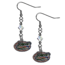 Siskiyou Buckle CCE4 Florida Gators Crystal Dangle Earrings