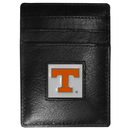 Siskiyou Buckle CCH25 Tennessee Volunteers Leather Money Clip/Cardholder Packaged in Gift Box