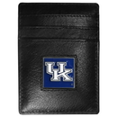 Siskiyou Buckle CCH35 Kentucky Wildcats Leather Money Clip/Cardholder Packaged in Gift Box