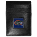 Siskiyou Buckle CCH4 Florida Gators Leather Money Clip/Cardholder Packaged in Gift Box