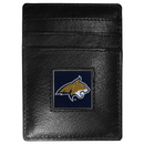Siskiyou Buckle CCH74 College Money Clip/Card Holder - Montana St. Bobcats