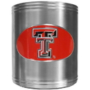 Siskiyou Buckle CCS30 Texas Tech Raiders Steel Can Cooler
