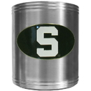 Siskiyou Buckle CCS41 Michigan St. Spartans Steel Can Cooler