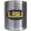Siskiyou Buckle CCS43 LSU Tigers Steel Can Cooler