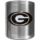 Siskiyou Buckle CCS5 Georgia Bulldogs Steel Can Cooler