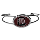 Siskiyou Buckle S. Carolina Gamecocks Cuff Bracelet, CCUB63