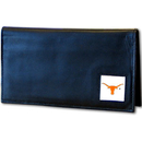 Siskiyou Buckle CDCK22BX Texas Longhorns Deluxe Leather Checkbook Cover