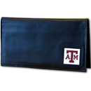Siskiyou Buckle CDCK26BX Texas A & M Aggies Deluxe Leather Checkbook Cover