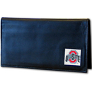 Siskiyou Buckle CDCK38BX Ohio St. Buckeyes Deluxe Leather Checkbook Cover