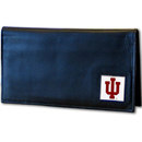 Siskiyou Buckle CDCK39BX Indiana Hoosiers Deluxe Leather Checkbook Cover