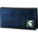 Siskiyou Buckle CDCK41BX Michigan St. Spartans Deluxe Leather Checkbook Cover