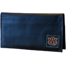 Siskiyou Buckle CDCK42BX Auburn Tigers Deluxe Leather Checkbook Cover