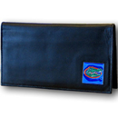 Siskiyou Buckle CDCK4BX Florida Gators Deluxe Leather Checkbook Cover