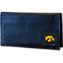 Siskiyou Buckle CDCK52BX Iowa Hawkeyes Deluxe Leather Checkbook Cover