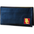 Siskiyou Buckle CDCK53BX USC Trojans Deluxe Leather Checkbook Cover