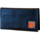 Siskiyou Buckle CDCK69BX Clemson Tigers Deluxe Leather Checkbook Cover
