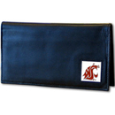 Siskiyou Buckle CDCK71BX Washington St. Cougars Deluxe Leather Checkbook Cover