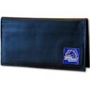 Siskiyou Buckle CDCK73BX Boise St. Broncos Deluxe Leather Checkbook Cover