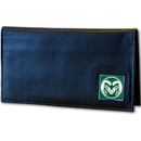 Siskiyou Buckle CDCK76BX Colorado St. Rams Deluxe Leather Checkbook Cover