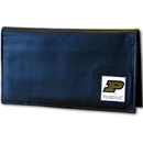 Siskiyou Buckle CDCK84BX Purdue Boilermakers Deluxe Leather Checkbook Cover