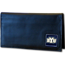 Siskiyou Buckle CDCK86BX BYU Cougars Deluxe Leather Checkbook Cover
