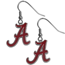 Siskiyou Buckle CDE13 Alabama Crimson Tide Dangle Earrings