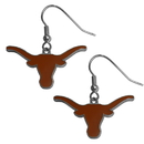 Siskiyou Buckle CDE22 Texas Longhorns Dangle Earrings