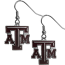 Siskiyou Buckle CDE26 Texas A & M Aggies Dangle Earrings