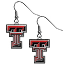 Siskiyou Buckle CDE30 Texas Tech Raiders Dangle Earrings